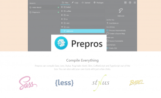 Getting started with Prepros 7